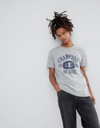 Champion Logo T-Shirt - Grey