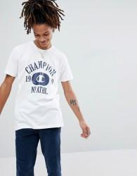 Champion Logo T-Shirt - White