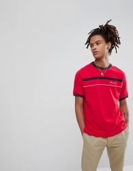 Champion Ringer T-Shirt - Red
