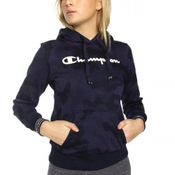 Champion Women Hooded Sweatshirt Allover - Camouflage-2 * Kampagne *