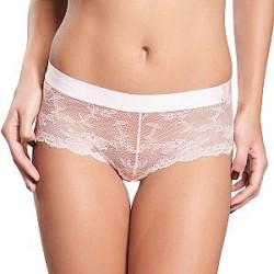 Chantelle Everyday Lace Low-Cut Shorty - Lightpink * Kampagne *
