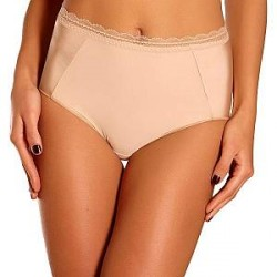 Chantelle Soft Package High-Waisted Brief - Skin - 40