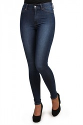 Cheap Monday - Jeans - High Spray - Denim Blue