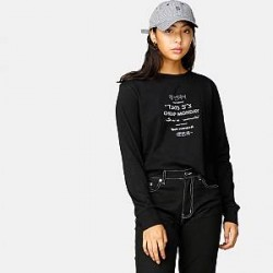Cheap Monday Longsleeve - Beside Language Logo