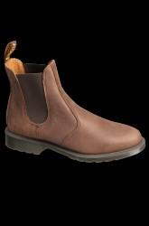 Chelsea-boots af skind Laura