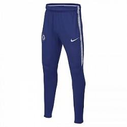 Chelsea FC Dri-FIT Squad-fodboldbukser til store børn - Blå