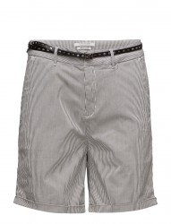 Chino Short In Medium Weight Stretch Pima Cotton Old With