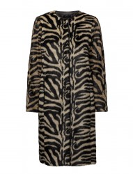 Claire Round Neck Coat