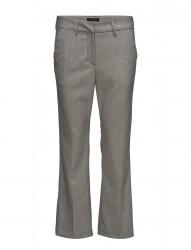 Clara 495 Crop, Bit Wool, Pants