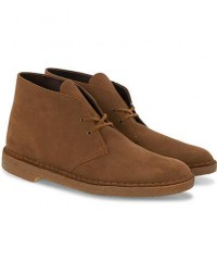 Clarks Originals Desert Boot Cola Suede men UK8 - EU42 Brun