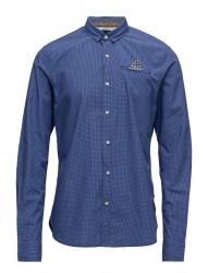 Classic Longsleeve Shirt With Fixed Pochet