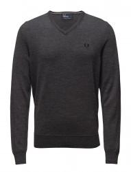 Classic V Neck Sweater