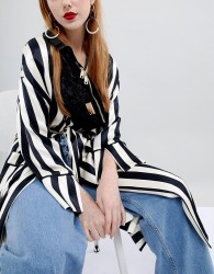 Claudia Canova velvet bum bag with extendable strap - Black