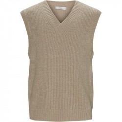 CLOSED Knitted Vest Camel