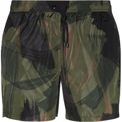 CLOSED Regular fit C8200-63P-PR Shorts Camo