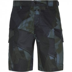 CLOSED Regular fit C82340-50F-PP Shorts Camo