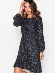 Closet Long Sleeve Dress Loose fit dresses Marine
