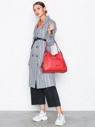 Coach Edie 31 Shoulder Bag Håndtaske Red