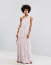 Coast Corwin Multi-Tie Maxi Dress - Pink