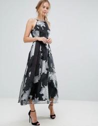 Coast Floral Full Dress - Multi