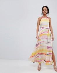 Coast Galesa Printed Maxi Dress - Multi