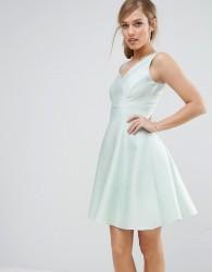 Coast Jennifer Mini Dress - Green