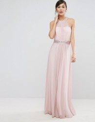 Coast Juliette Maxi Dress - Pink