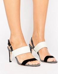 Coast Mono Sandal Heel Shoe - Multi
