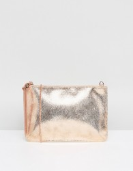 Coast Rose Gold Pouch Bag - Pink