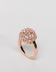 Coast Statement Sparkle Ring - Gold
