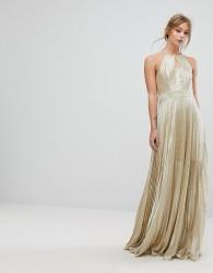 Coast Tyler Maxi Dress - Gold