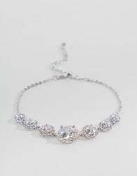 Coast Zadie Cubic Zirconia Bracelet - Silver