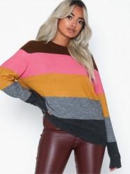 Co'couture Soul Stripe Knit 1 Strikkede trøjer