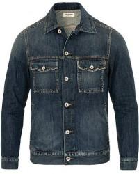 C.O.F. Studio Standard Denim Jacket 1 Year Blue men XXL