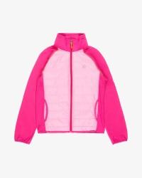 Color Kids Norse hybrid jakke