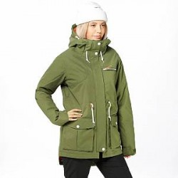 Colour Wear Jakke - Up Parka