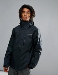 Columbia Alpine Action Ski Jacket in Black - Black