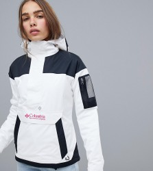Columbia Challenger Pullover in White - White