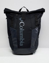 Columbia Convey 25L Rolltop Daypack in Black - Black