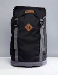 Columbia Outdoor Backpack 25 Litres in Black - Black