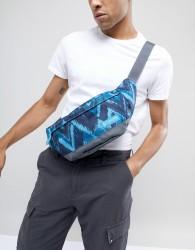 Columbia Urban Uplift Lumbar Bag in Beta Print - Blue