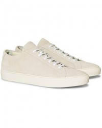 Common Projects Original Achilles Sneakers Off White Suede men 44 Grå