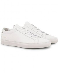 Common Projects Original Achilles Sneakers White Calf men 43 Hvid