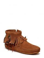 Concho Side Zip Boot