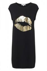 Continue - Kjole - Dicte Dress - Black