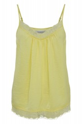 Continue - Top - Cille - Yellow