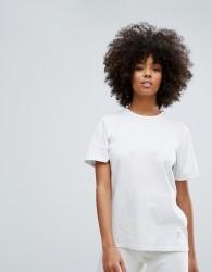 Converse Essentials Premium Loose Fit T-Shirt - Grey