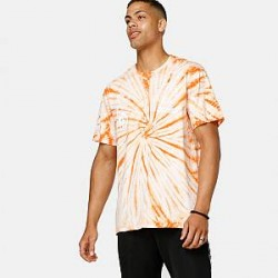 Converse T-Shirt - Tie Dye Graphic