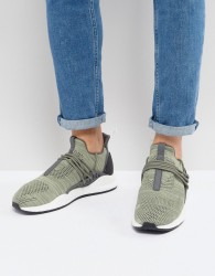Cortica Intuous Trainers In Khaki - Green