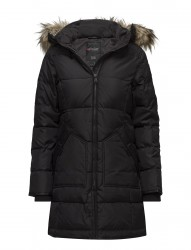 Cougar Ladies Faux Fur Parka